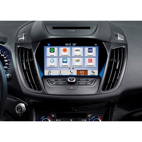 Видеоинтерфейс для Ford Explorer, Mustang, F150, Kuga, Focus 2016– г.в. с монитором Sync 3 Превью 6