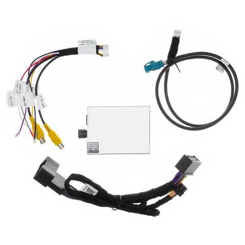 Адаптер під'єднання камери заднього виду для Audi MMI 3G+, Volkswagen Touareg Прев'ю 6