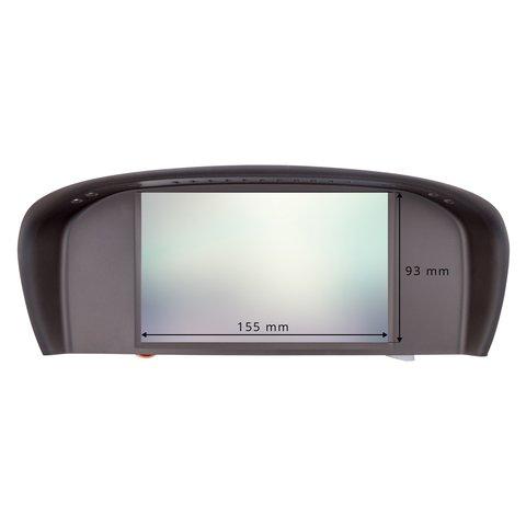 6.5″ Сенсорный монитор для CarPC BMW 5 серии Превью 1