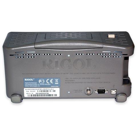 Цифровой осциллограф RIGOL DS1062CD Превью 2
