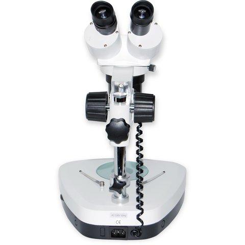 Бінокулярний мікроскоп ZTX-20 -C2 (20x; 2x/4x) Прев'ю 1