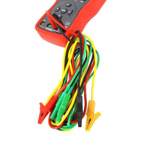 Цифрові 3-фазні струмовимірювальні кліщі UNI-T UT267B Прев'ю 5