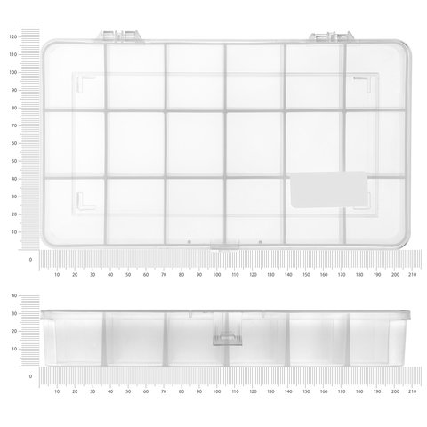 Utility Component Storage Box Pro'sKit 903-132 Preview 1