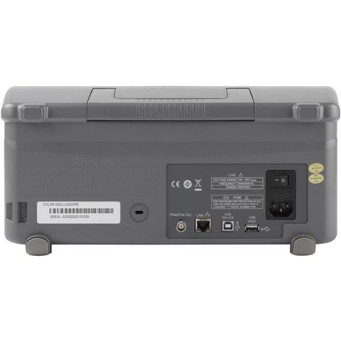 Digital Oscilloscope SIGLENT SDS1202CFL Preview 4