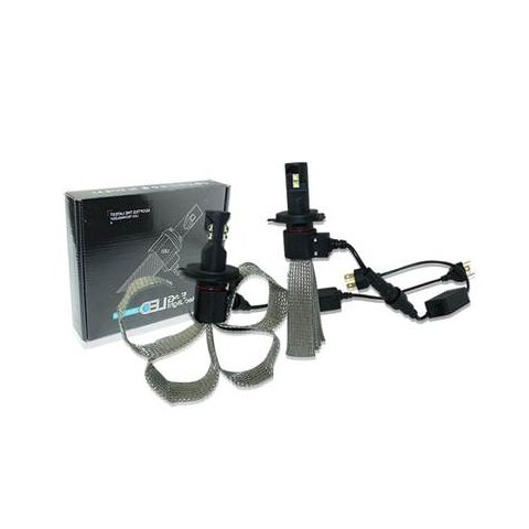 Car LED Headlamp Kit UP-5HL-H7W-CR-2500Lm (H7, 2500 lm, cold white) Preview 3